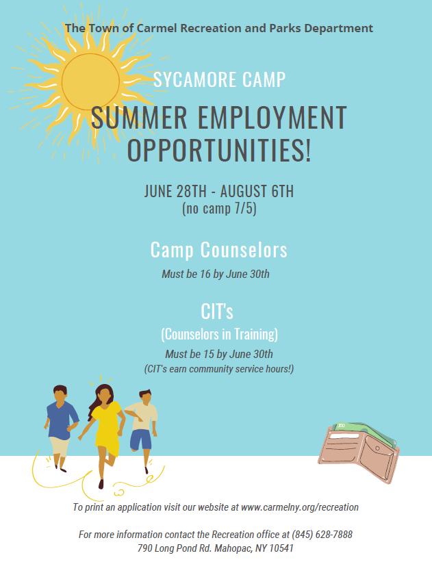 Job Opportunities 2021