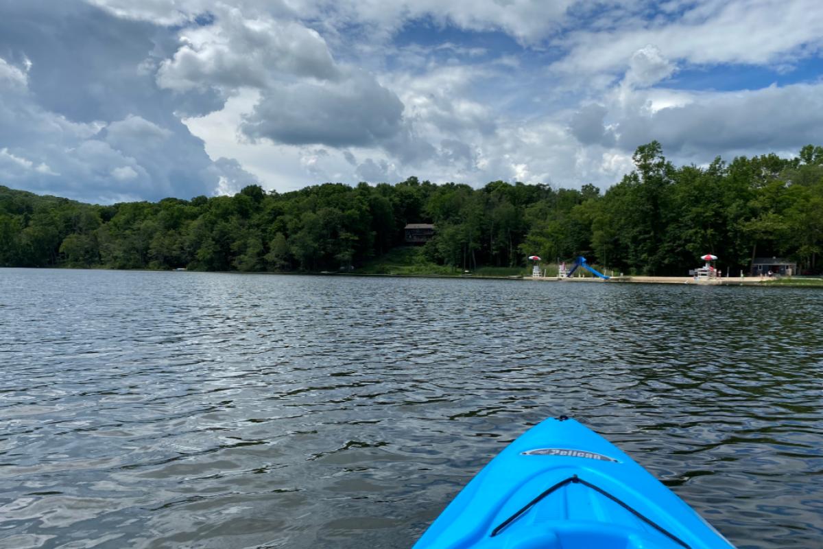 Kayaking 2020