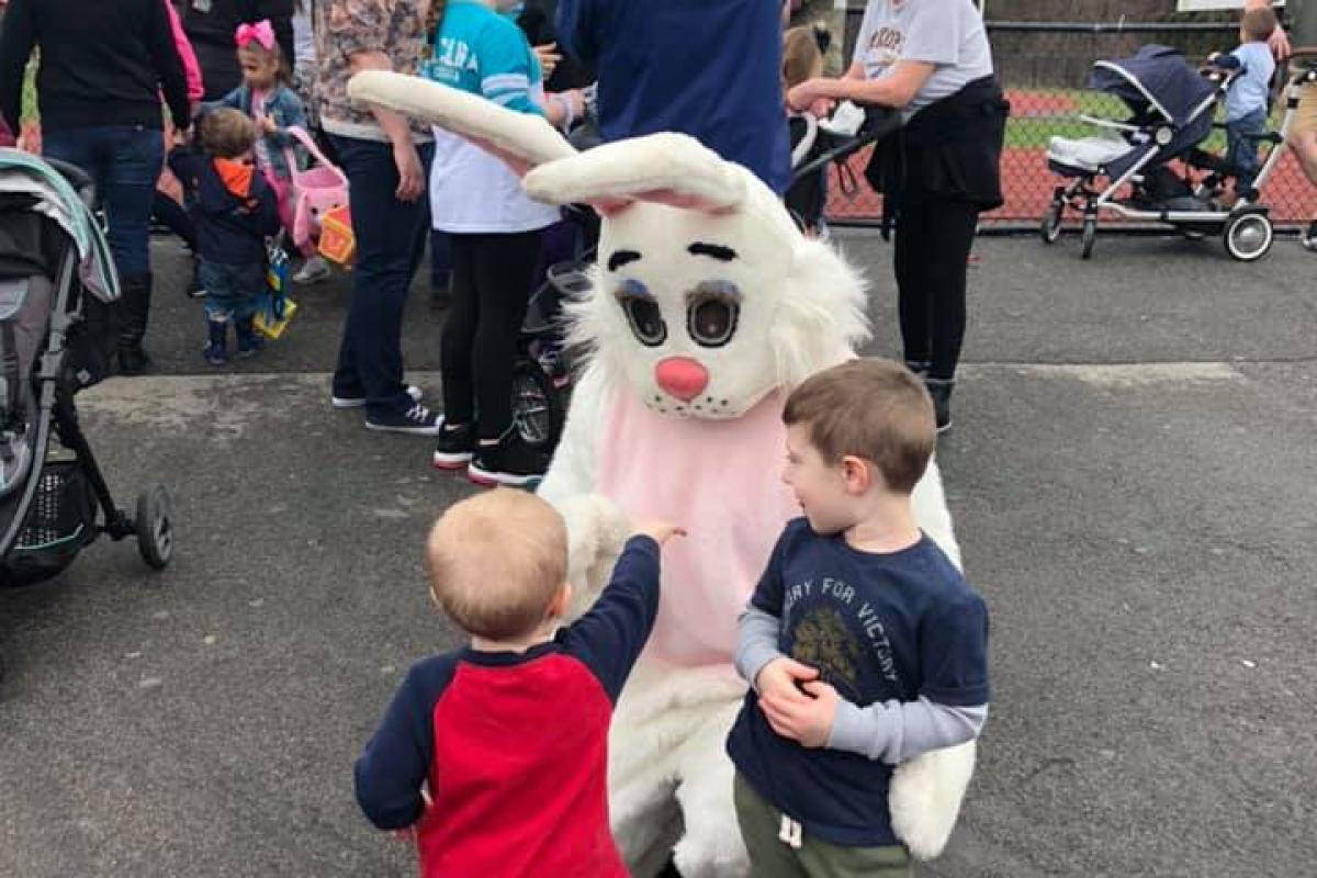Annual Egg Hunt 2019