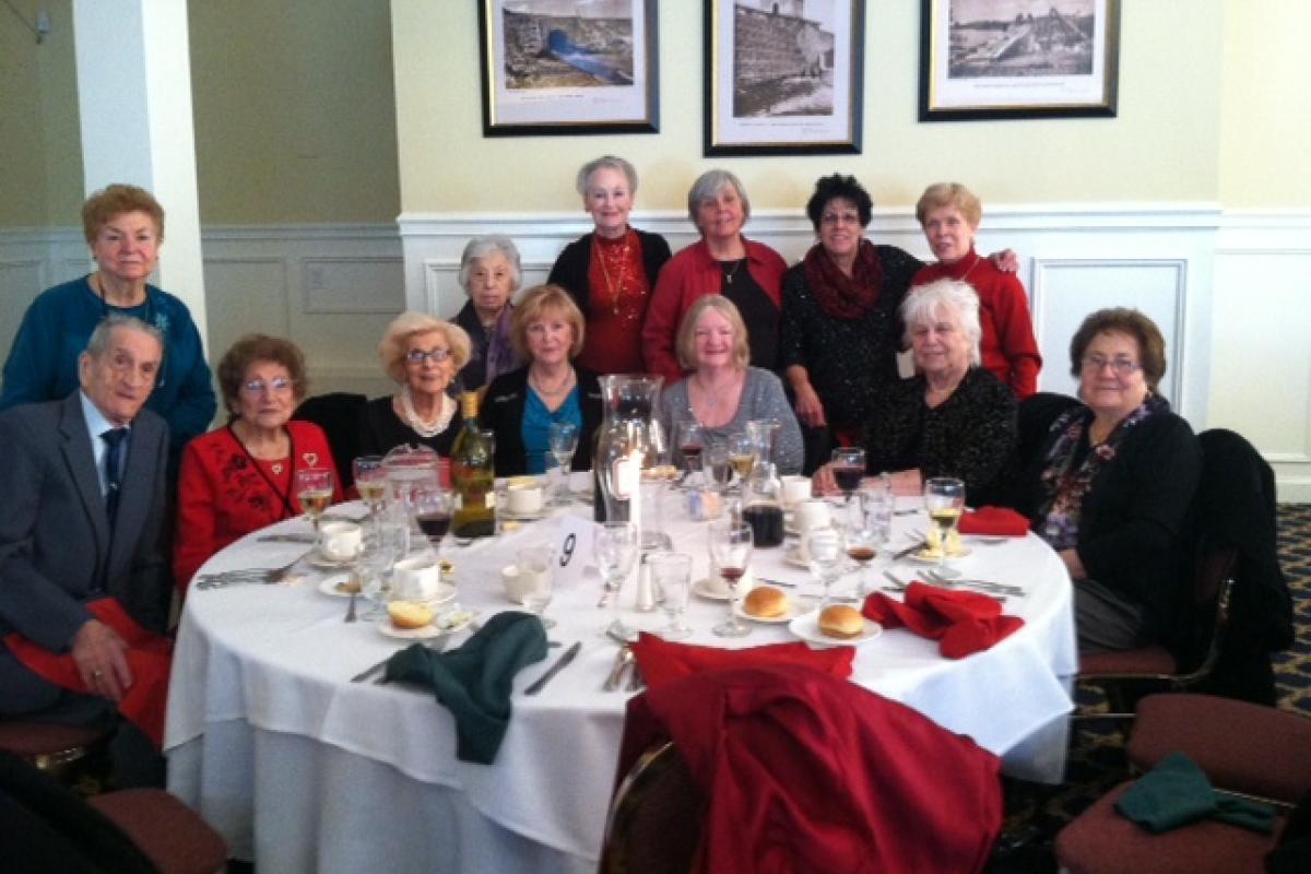 2013 Senior Citizen Holiday Party