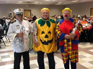 Senior Citizen Halloween Party-2019